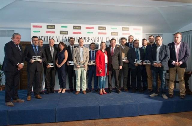 Conesa Grouprecibe el Premio a la Creación de Empleo