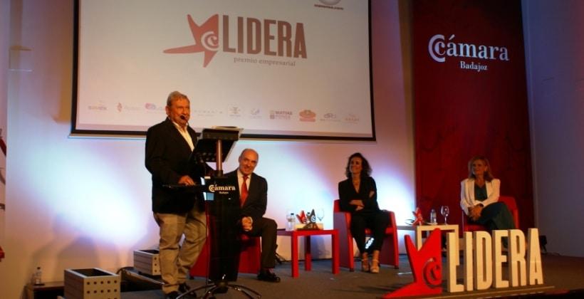 Manuel Vázquez Gimón galardonado con el Premio Lidera